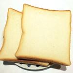 菊見せんべい総本店 - 食パン1斤¥240