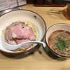 麺や輝 - 料理写真:チャーシューつけ麺ヽ(^o、^)ノ¥980円