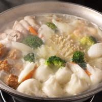 台湾什錦(ごもく)鍋