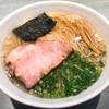 喜乃壺 - 料理写真:鶏支那蕎麦 塩 炭焼チャーシュー