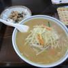 かっちゃんラーメン - 料理写真:みそタンメン+ミニチャーシュー丼 850円