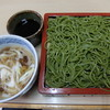 まるみ江戸東 - 料理写真:もり+ヌキ