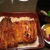 味乃宮川 - 料理写真:うなぎ重箱(並)(3810円)