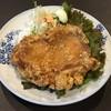 博多家九州 - 料理写真:大判からあげ*そのままかぶりつくも良し!