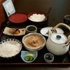 ワノフクラブ - 料理写真:鯛茶漬け御膳(1650円)