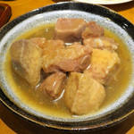 口福館 - 芋頭燜排骨(台湾のタロウ芋とスペアリブの煮込み)
