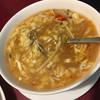 紫雲楼 - 料理写真:サンラータンスープ