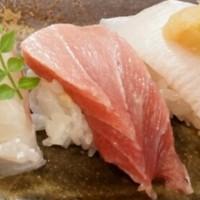 どれを選んでもとろける旨さのえんどう寿司!!