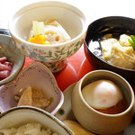 旬の味 まねき - 小京都膳のアップ