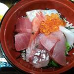 食楽魚一 - 漁師料理のような豪快さ?