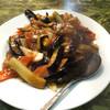広盛園 - 料理写真:麻婆ナス