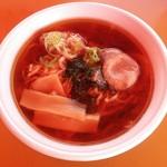 道の駅おがち 小町の郷 - 料理写真:稲庭ラーメン醤油\550