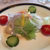 かじ池亭 - 料理写真:サラダ シャキシャキで美味