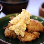 ネマルカフェ - チキン南蛮定食
