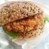サンエトワール - 料理写真:チキン竜田バーガー390円