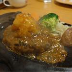 炭焼きレストランさわやか - 和風ハンバーグセット