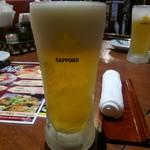 わっはっはっ風月 - サッポロ生ビール