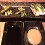 馬肉グリル&ワイン ゆう馬 - 「ひともじぐるぐる」500円