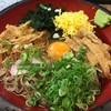 阪神そば - 料理写真:ぶっかけそば大盛り 420円+120円