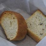 プーラヴィーダ - パンは2種類