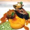 SUGALABO - 料理写真:五島牛のローストとセップ茸