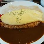 コーヒーハウス タップチップス - ホリディ・オムライスランチ