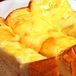 サンシャイン - マーマレードのほろ苦い甘みと濃厚なチーズとの相性が絶品♪