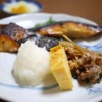 末ぜん - 白身魚西京焼き