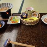 宿屋 つばき - 料理写真:朝食