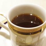 アザミ - コーヒー