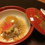 翠山亭倶楽部定山渓 - 料理写真:夕食:煮物