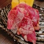 東京焼肉 - ハラミ♡beerlove