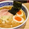中華そば 初代 修 - 料理写真:中華そば+味玉 680+100円 丁寧な仕上がりのWスープ。新鮮さは無いですが美味しいです。