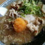 丸源ラーメン - 肉増しダブル