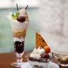 ラ テラス - 料理写真:20周年記念プレミアム西洋栗のモンブランパフェ
