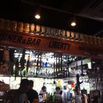 DINER&BAR LIBERTY - 内観写真: