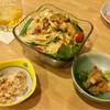 水もと - 料理写真:アボカドサラダ、おから、生うに