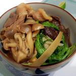 丹波の宿 恵泉 - ぼたん鍋