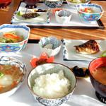 丹波の宿 恵泉 - 朝食
