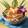 チャンパー - 料理写真:青パパイヤのサラダ