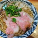 57577504 - にぼし醤油ラーメン700円