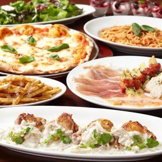◆◇パパミラノサピアタワー店で本格イタリアンコースを堪能◇◆