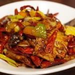 中国家庭料理 楊 - 料理写真:回鍋肉