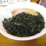麺屋せんり - 料理写真:岩のり塩らーめん