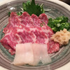 味処 お川 - 料理写真:馬刺し