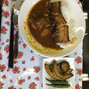 サヴァディスタ - 料理写真:ベーコンカレー