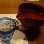 きたざと - 酒呑童子(京都)1合800円
