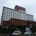 ハイビスカス - 鹿児島東急ホテル2階にあります