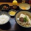 雅斗嵐 - 料理写真:肉吸い定食@780