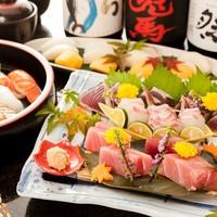 大阪市中央卸売市場近くの割烹料理屋